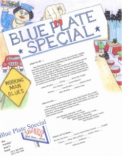 Contact information for Blue Plate Special