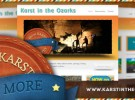 Website for Karst in the Ozarks