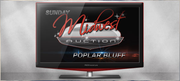 Midwest Public Auction Commercials